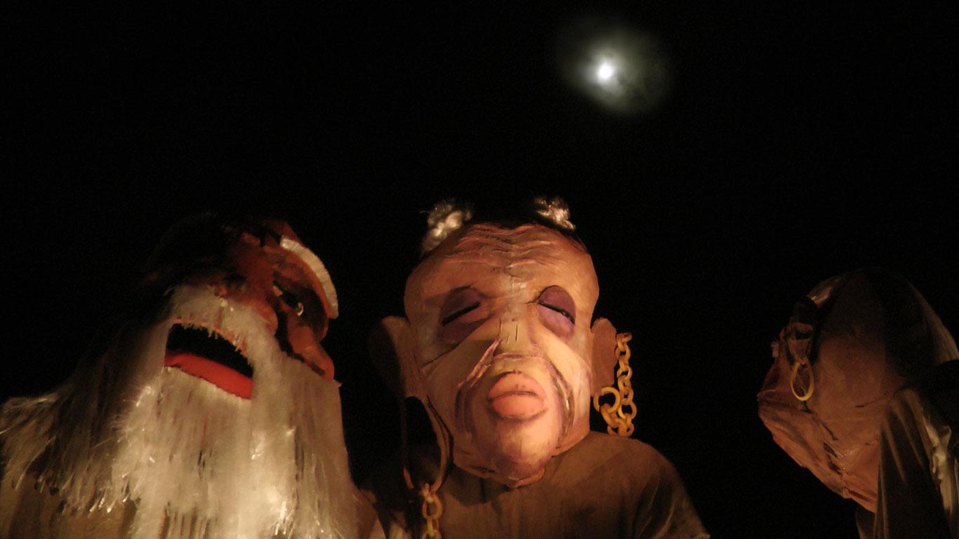 Elders under The Moon